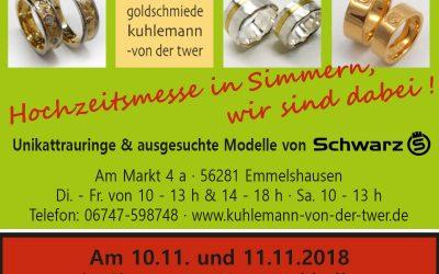 Hochzeitsmesse in Simmern